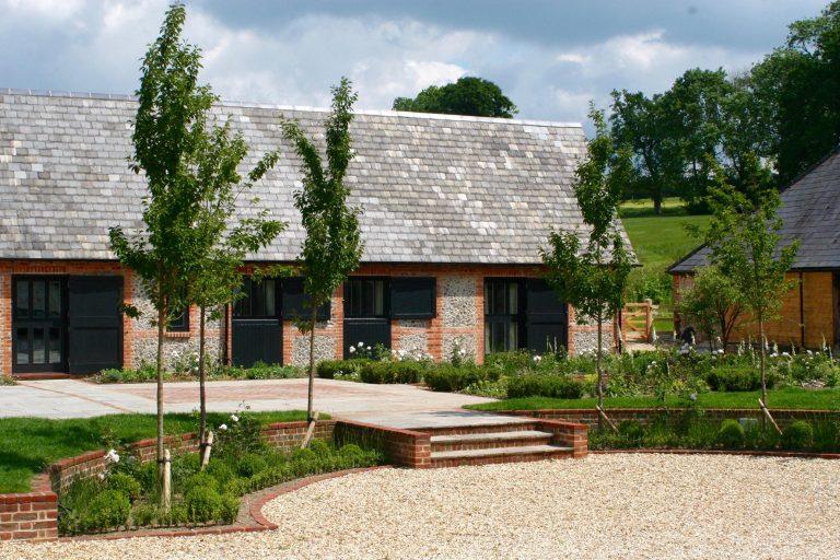 Farm Courtyard