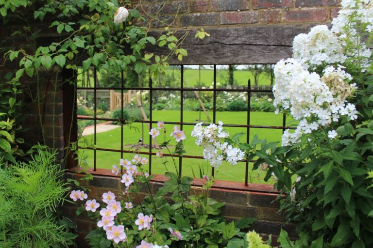 Garden with a Window